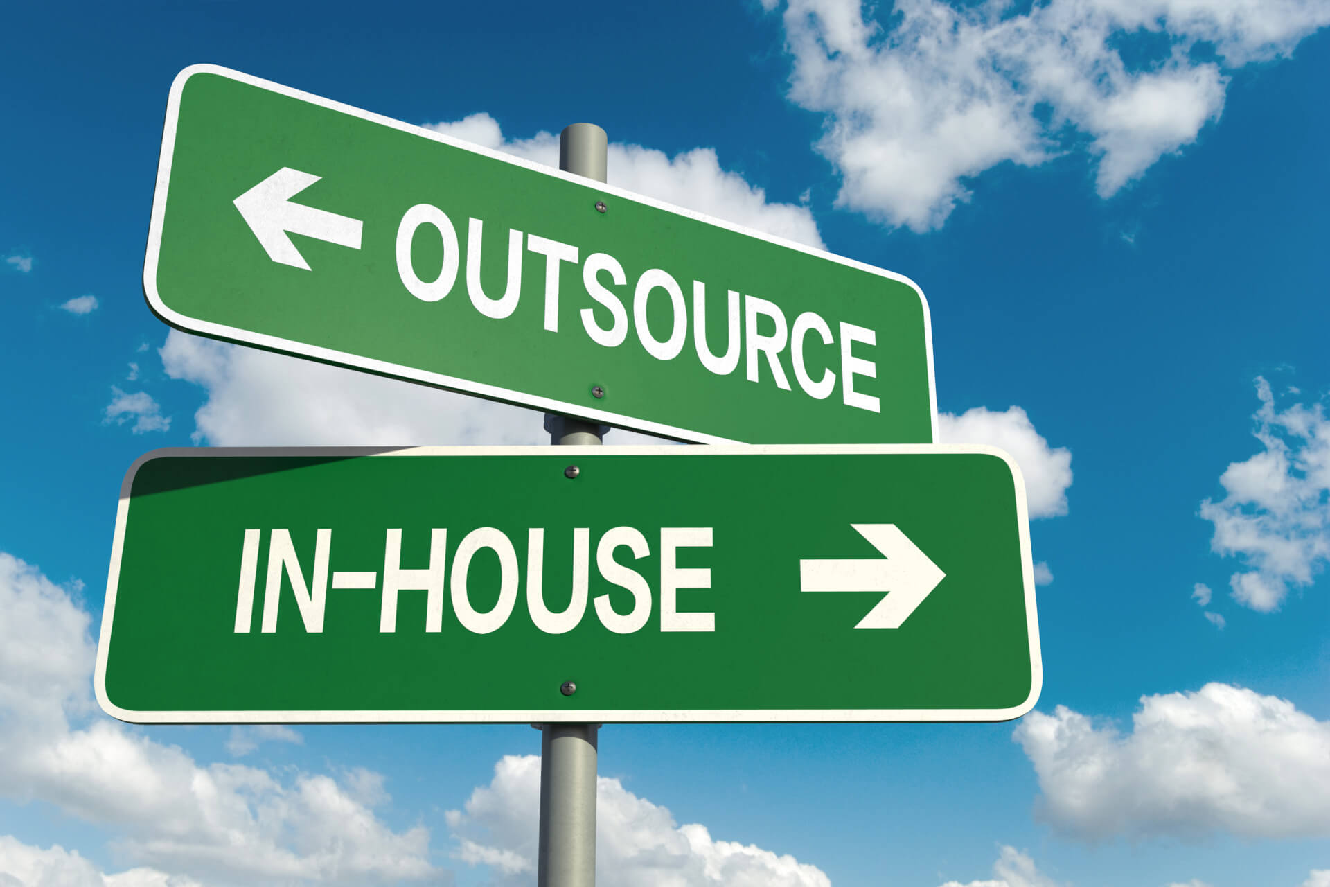 Was ist IT-Outsourcing?